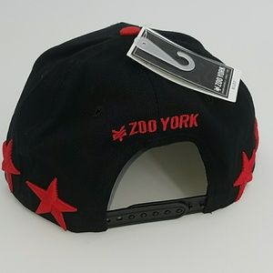 3d2ea514a51 Zoo York Accessories - Zoo York Men s Skate Snapback